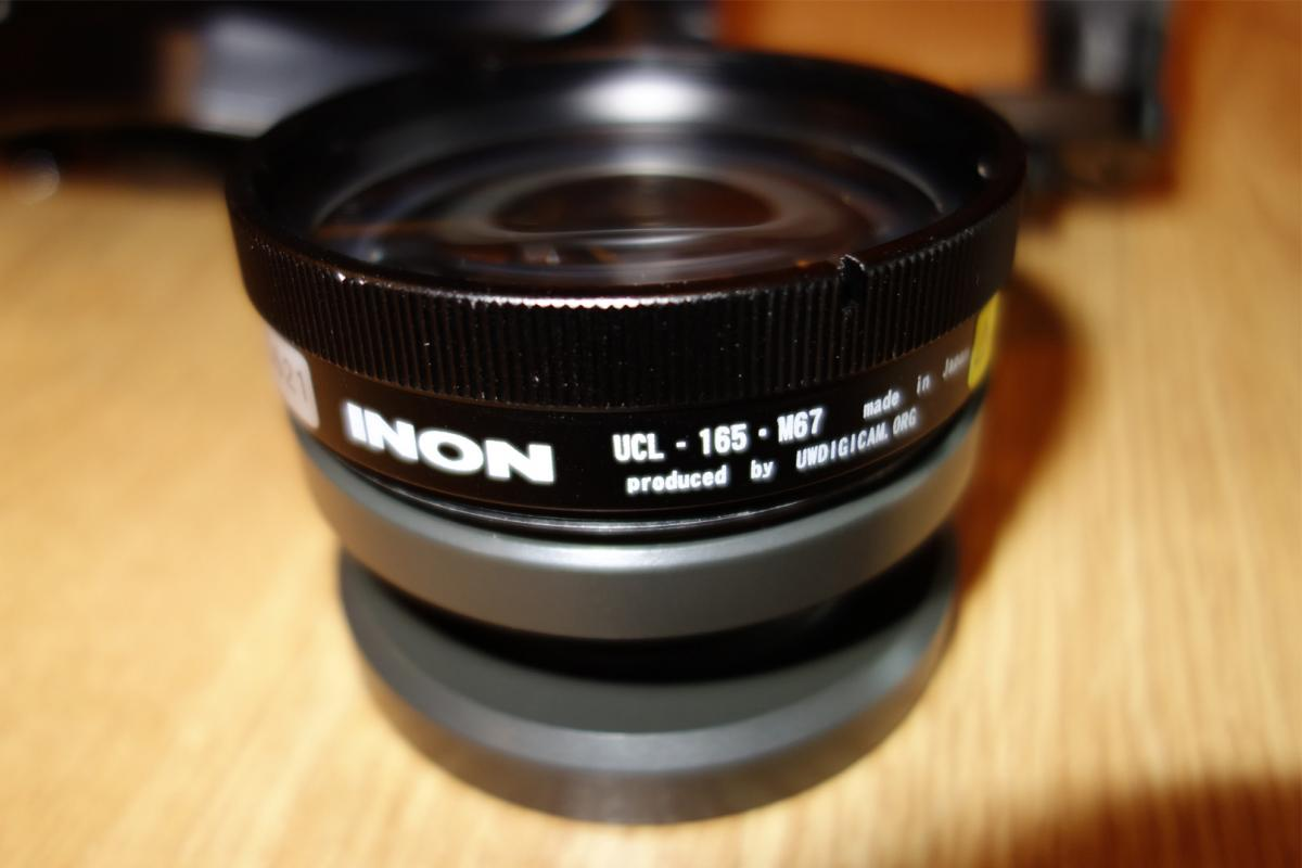 Lense - Inon Macro Lense for Nauticam Housing.JPG