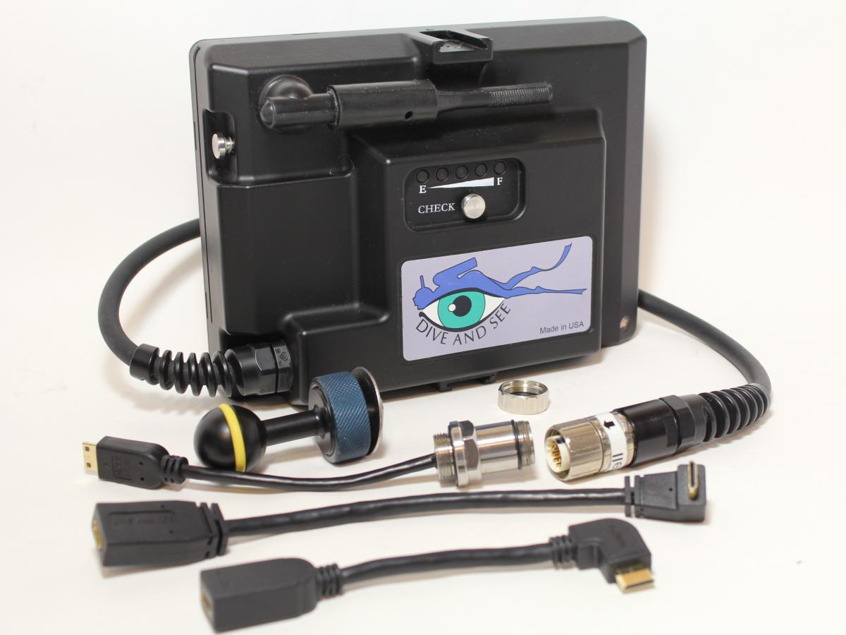 For sale Dive And See HDMI monitor - Classifieds - Wetpixel ...