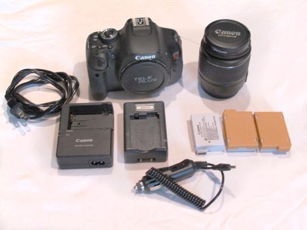 Canon T3i Camera +.JPG