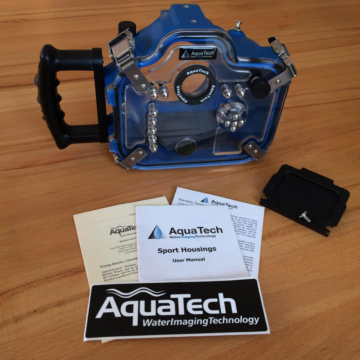 AquaTech ND-7 Underwater Housing for Nikon D700.jpg