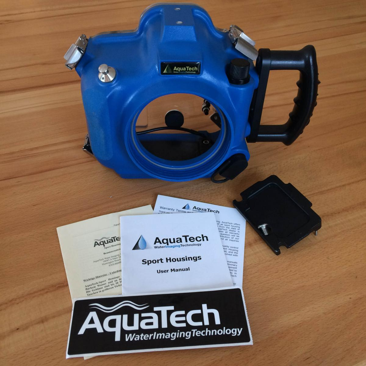 AquaTech ND-7 Underwater Housing for Nikon D700 2.jpg