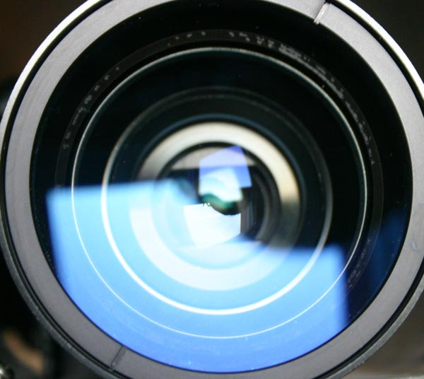 Attached Images Video Camera Lens Reflection