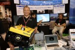 DEMA 2008: Hydroacoustics Inc. Photo