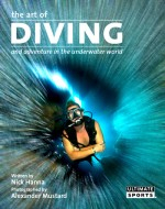 Review of The Art of Diving, by Nick Hanna and Alex Mustard Photo