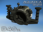 Aquatica announces housing for Nikon D40x Photo