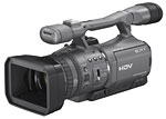 Sony Releases HDR-FX7 and HVR-V1E 3-CMOS camcorders Photo