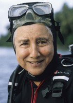 Dr. Eugenie Clark to be honored in Bonaire Photo