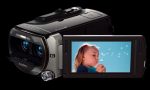 Sony announces HDR-T10 3D HD camcorder Photo