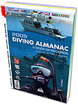 Diving Almanac 2009 Published Photo