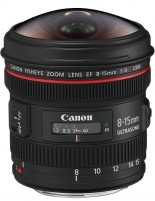 Canon announces EF 8-15mm f4L Fisheye  and other new lenses Photo