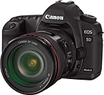 Canon 5D Mark II Firmware 2.0.3 Release Imminent Photo