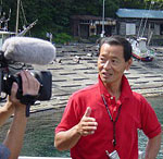 Former dolphin hunter starts dolphin watching tours in Japan Photo