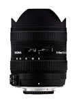 Sigma 8-16mm zoom lens available at the end of April Photo