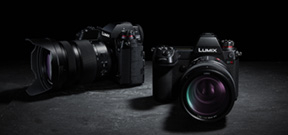 Panasonic announces LUMIX S series full frame mirrorless cameras Photo