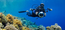 Mike Veitch launches the Bali School of Underwater Photography Photo