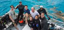 Survey: Shark tourism in the Bahamas Photo