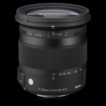 Sigma publishes a preview of its 17-70mm lens Photo