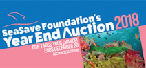 Sea Save Auction open for bids Photo