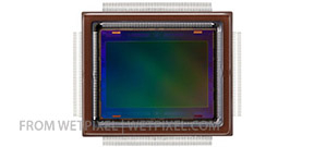 Canon develops 250 megapixel sensor Photo