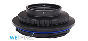 Sea&Sea announces port for Canon 35mm Macro lens Photo
