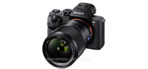 Sony announces the a7r II mirrorless full frame camera Photo