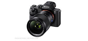 Sony announces the α7S II camera Photo