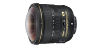 Nikon ships 8-15mm fisheye lens Photo