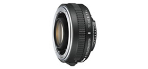 Nikon trails TC-14E III teleconverter Photo