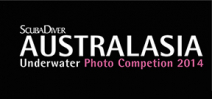 Call for entries: Australasia Underwater Photo Competition Photo