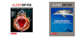 Alert Diver seeks votes for its cover image Photo