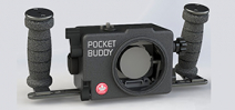 Amphibico announces housing for Blackmagic Pocket camera Photo