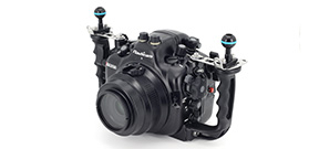 Nauticam ships housing for Nikon D7500 camera Photo