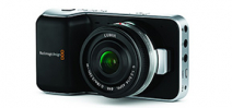 Blackmagic Design unveils its Pocket Cinema Camera Photo