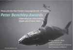The 2010 Peter Benchley Awards / Blue Frontier Campaign Photo