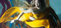 Beyonce announces second pregnancy to the world with underwater photographs Photo