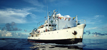 Cousteau vessel to be restored Photo