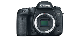 Canon announces the EOS 7D Mark II Photo