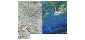Scientists examine coral loss in 240-year old nautical maps Photo