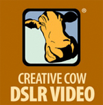 Creative Cow DSLR Video podcasts Photo