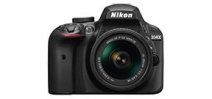 Nikon announces entry level D3400 SLR camera Photo
