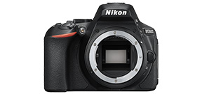 Nikon announces the D5600 SLR camera Photo