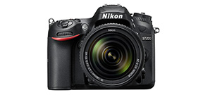 Nikon announces the D7200 SLR camera Photo