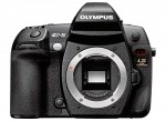Olympus launches the E-5 DSLR Photo