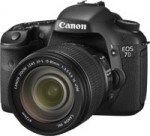 Canon releases firmware updates for EOS 7D Photo