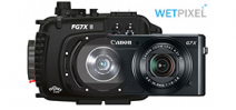 Fantasea unveils housing for Canon G7 X Mark II Photo