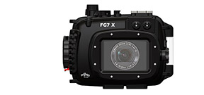 Fantasea releases details of housing for Canon G7 X Photo