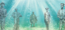 Underwater memorial honoring veterans to be constructed off Florida Photo