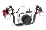 Inon X-2 housing system for LUMIX GF1 available Photo