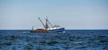 Using AIS and satellite data to track illegal fishing vessels Photo
