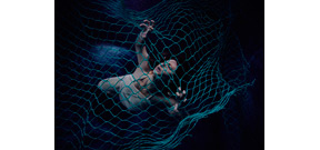 Underwater photo series brings awareness to ghost nets Photo